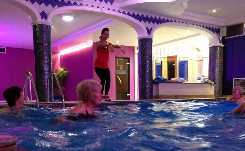 Everything you need to know about Aquafit Classes in Bromsgrove