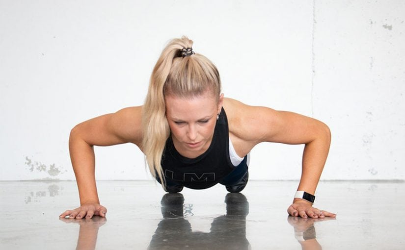 THREE WAYS TO DO BETTER PUSH-UPS