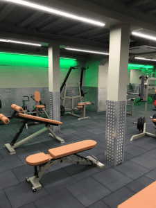 free weights gym 2