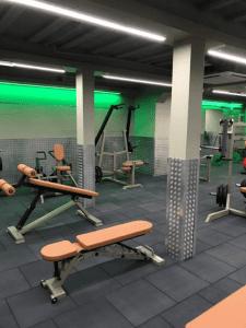 free weights gym 2