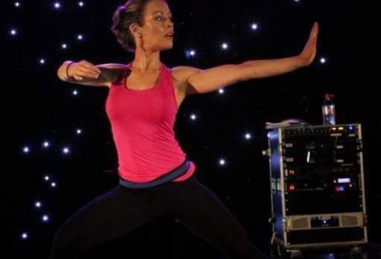 Fitness Instructor of the Week – Jenny King