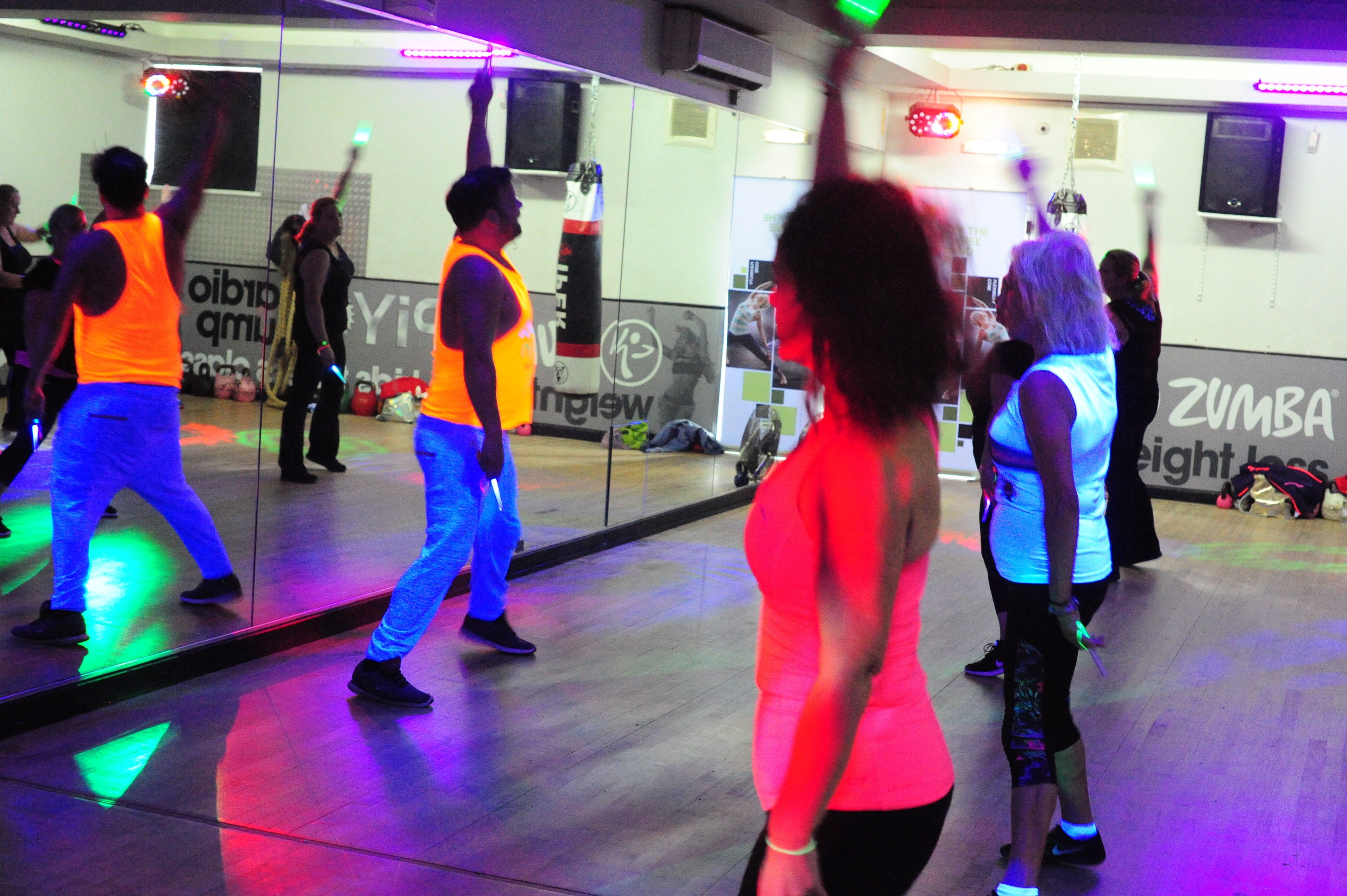 Clubbercise